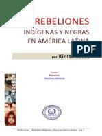 Rebeliones Indigenas en America Latina