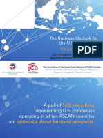 The Business Outlook for the U.S. in ASEAN
