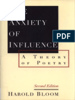 Bloom, H - Anxiety of Influence, 2nd Edn. (OUP, 1997)