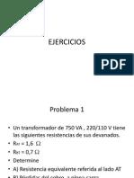 EJERCICIOS Transforadores 2014 (1)