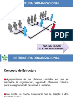 estructura organizacionalNAGH