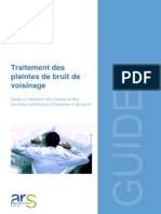 Bruit Guide Traitement Plainte VF