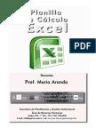 Planilla de Calculos Excel 2012