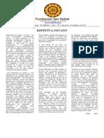 Boletin El Abrazo Nro.8 - 24/08/2014