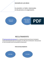 Expo c. Provisión Rrhh