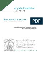 Zen Buddhism in Brazil (Cristina Rocha, Aplicando Conceito de Baumman)