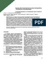 Fatores de Risco Para Doenças Não-transmissíveis Em Área Metropolitana