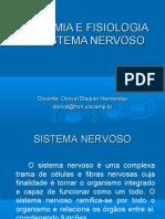 Anatomia e Fisiologia Do Sistema Nervoso