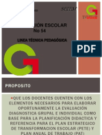 Caracterizacion Del Aula Presentacion Primarias Para Escuelas z54