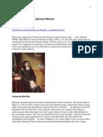 Louise de Marillac, A Spiritual Woman