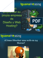 Emprendiendo Una Empresa de Alojamiento Web