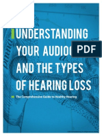 Understanding Your Audiogram and the Types of Hearing Loss