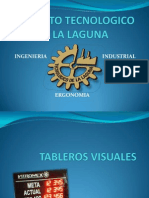 TABLEROS VISUALES