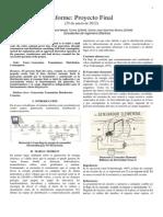 Informe No. 6 - Taller de Ingeniería EléctricaDEF