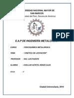 5° Informe de FQ II