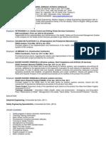 Resume Gabriel Atencio 24072014