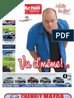 Journal L'Action Régionale -C- 8 dec. 09