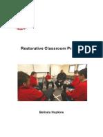 2 restorative classroom practice english version