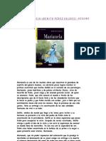 MARÍANELA-(BENITO PÉREZ GALDÓS) -RESUMEN POR CAPÍTULOS