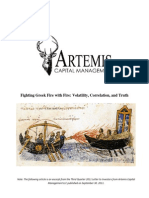 Artemis Capital Q3 2011_Fighting Greek Fire With Fire
