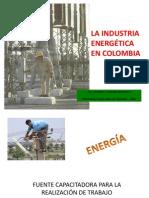 Industria Energetica en Colombia