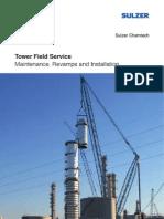Sulzer Tower Field Service 042014