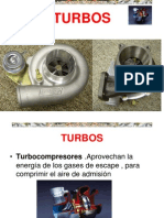 Curso Mecanica Automotriz Turbos Descripcion General