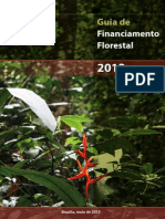 Guia Financiamento 2013