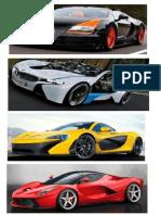 Collage de Autos