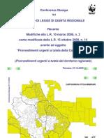 Mappe Disegno Di Legge Regione Abruzzo 30-9-2009