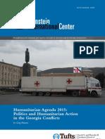 Humanitarian Agenda 2015