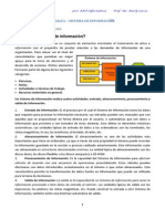 Unidad 6 Sistemas de Información