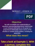 module 1 lesson 10