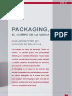 Packaging y El Branding