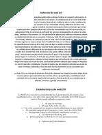 Web 2.0 Informacion
