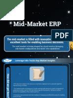 It Mid Market ERP Vendor Landscape Storyboard