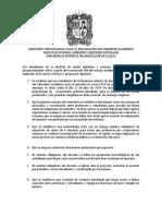 Propuesta Metodologica Para La Finalizacion Del Semestre Academico