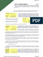Operações Aritiméticas No Sistema Binário
