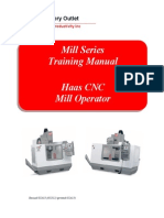 Haas VF Mill Operator Manual