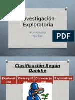 Exploratoria IPLA