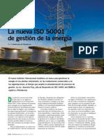 IRAM La Nueva ISO 50001 Gestion de Energia