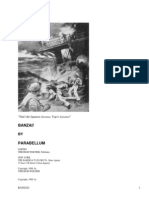Banzai! by Parabellum by Grautoff, Ferdinand Heinrich, 1871-1935