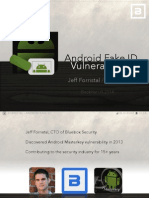Us 14 Forristal Android FakeID Vulnerability Walkthrough