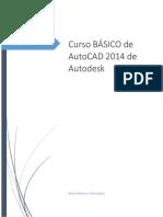 Guia de Curso de AutoCAD Autodesk 2014 Básico.pdf