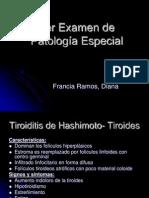 3er Examen de Patología Especial
