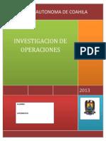 Investigacion de Io Programas y Modelos
