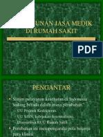 68291310 Penyusunan Jasa Medik