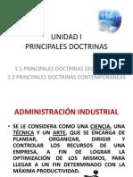Unidad i Administracion Industrial