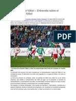 Sociología Del Fútbol