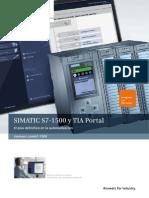 Brochure Simatic s7-1500 Es